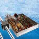 barbecue per barca