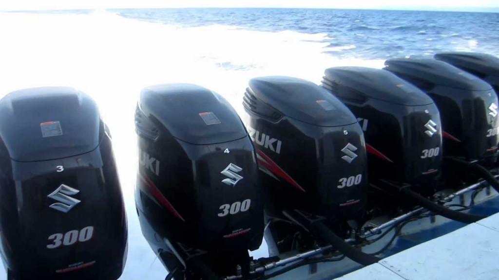 Motori Fuoribordo usati - Suzuki